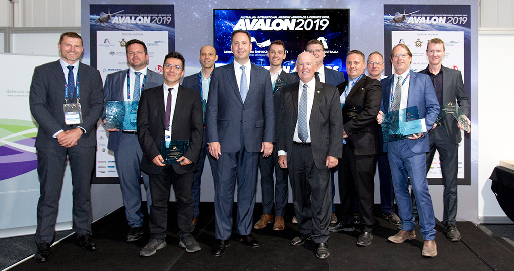 Australian International Airshow Innovation Award