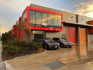 New Melbourne Based HQ